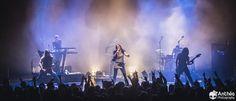 Tarja Turunen and her band: Alex Scholpp, Max Lilja, Tim Shreiner, Kevin Chown and Christian Kretschmar live at Le Transbordeur, Lyon, France. The Shadow Shows, 08/11/2016 #tarja #tarjaturunen #theshadowshows #tarjalive PH: Anthéa Photography Concert https://www.facebook.com/AntheaPhotographyConcert/