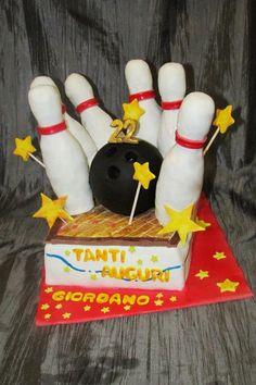 #bowling #cake