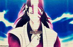 Kuchiki Byakuya | Senbonzakura | Bleach | Anime | GIF