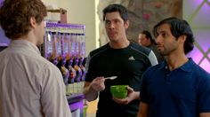 Adidas t-shirt worn by Brian Tichnell Silicon Valley Minimum Viable Product (TV Episode Season Episode Silicon Valley Tv Show, Comedy Tv Series, Adidas Brand, Tv Episodes, Tv Shows, Entertaining, T Shirt, Clothing, Supreme T Shirt