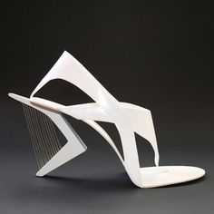Shoe Designs - Inspired by Russian Constructivist Sculptors ~ Russian Constructivists