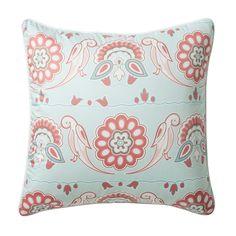Annabel Euro Sham for our Designer Bedding   Serena & Lily #rachel