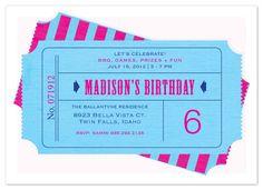 big ticket birthday by Kimberly Nicole