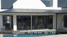 Smallholding for sale Langebaan West Coast, Farms, South Africa, Outdoor Decor, Home, Homesteads, Ad Home, Homes, Haus