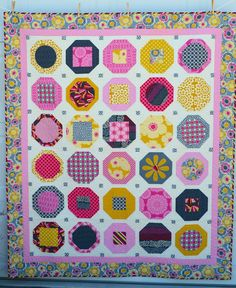 Another finished quilt!!
