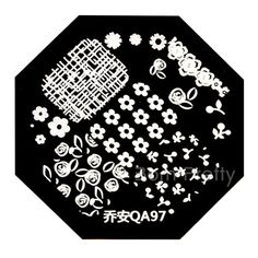 I find an excellent product on @BornPrettyStore, Nail Art Stamp Template Cute Bud Flower Patte... at $2.39. http://www.bornprettystore.com/-p-15613.html
