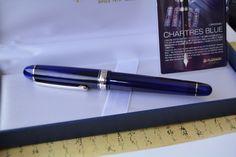 https://flic.kr/p/tF1Ryx   Platinum Century 3776 Chartres blue Rhodium   Platinum Century 3776 Chartres blue Rhodium