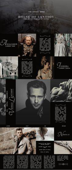 House of Lantsov: The Royal Family of Ravka
