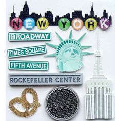 Jolee's Boutique® | New York Stickers