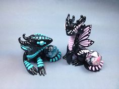 Butterfly dragons