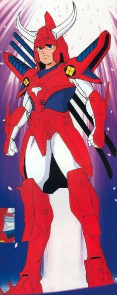 Ronin Warriors: Ryo of the Wildfire #Ryo #samurai #ronin #ready