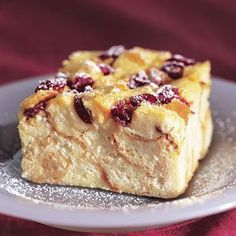 The best bread pudding recipe! Can't wait for Christmas... I make it every year :)