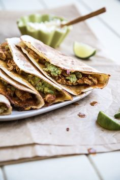 Hot Turkey Quesadillas :it is good after lunch,it is #YummyButHealthy