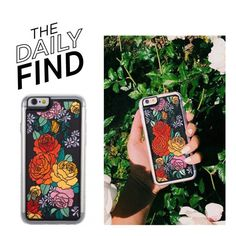 """The Daily Find: Zero Gravity Phone Case"" by polyvore-editorial ❤ liked on Polyvore featuring Zero Gravity and DailyFind"