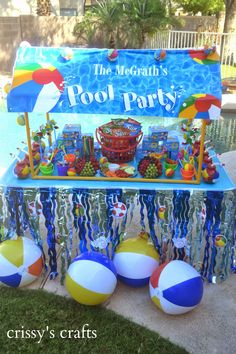 M s de 1000 ideas sobre fiestas en la piscina en pinterest for Baby k piscinas