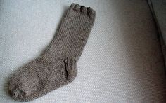 Basic Knit Wool Socks - Jeris Swanhorst