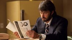 "I interviewed Ben Affleck about his new movie ""Argo."" Here's what he had to say."