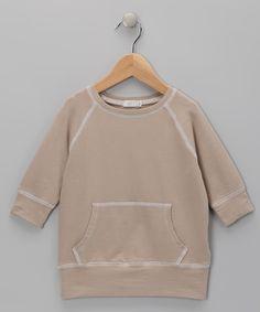 Sewing inspiration  Baby Eggi Tuffet Three-Quarter Sleeve Sweatshirt - Toddler & Boys