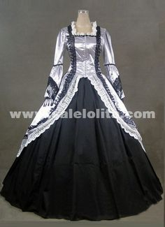 Cheap victorian dress patterns, Buy Quality dress patterns directly from China pattern dress Suppliers: Lavender and Black Marie Antoinette Victorian Ball Gowns Victorian Dress Patterns For Women Gothic Victorian Dresses, Victorian Ball Gowns, Gothic Gowns, Victorian Costume, Gothic Dress, Victorian Halloween, Victorian Corset, Masquerade Ball Gowns, Ball Gowns Prom