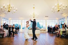 Carmel Mountain Ranch Country Club. The reception room is elegant! Left vm 1/13