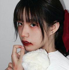 Korean People, Ulzzang Girl, Girl Photography, Girl Group, New Look, Makeup Looks, Hair, Pink, Beauty