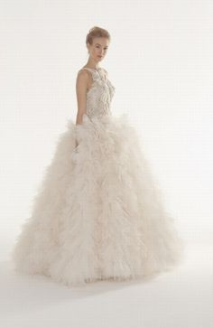 Abito da #sposa Peter Langner Couture