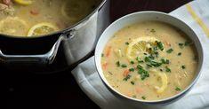 Healthy And Delicious Lemon Chicken Quinoa Soup