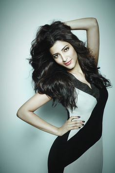 Shruti Hassan (born: January Chennai, India) is an Indian actress, singer and musician who works in the South Indian film industries and Bollywood. Actress Pics, Indian Film Actress, Indian Actresses, Actors & Actresses, Indian Celebrities, Bollywood Celebrities, Bollywood Actress, Sonam Kapoor, Deepika Padukone