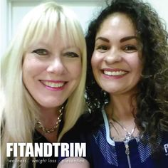Always happy to see you Colleen.   Thanks for coming every week and being part of the Fit and Trim Family.  Call us TODAY and make your appointment, and let us start this health journey with you.  954.200.7744  