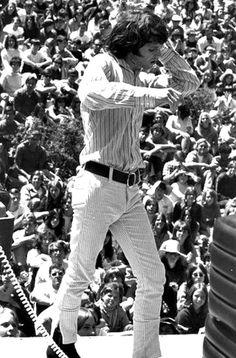 Jim Morrison, Marin County, CA. 1967