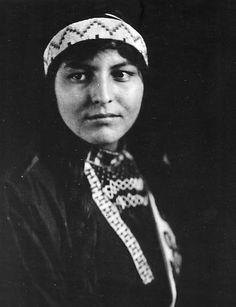 Clementee Latrailie - Ojibwa – 1913