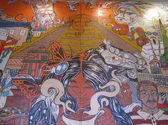 san antonio street murals   Our mural - Picture of Guadalupe Street Coffee, San Antonio ...