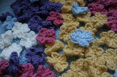 My little mustache blog -how to crochet millefiore flowers