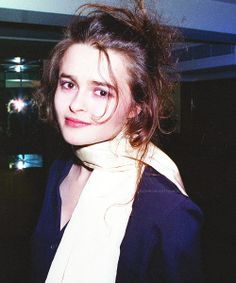 Helena Bonham Carter Evening Standart Film Awards 1992