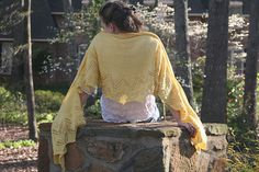 Ravelry: Buttercup Shawl pattern by Kristin Maguire
