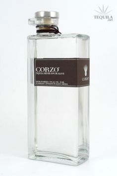 Corzo Tequila Silver - Tequila Reviews at TEQUILA.net