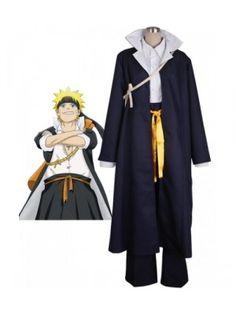Naruto Naruto Uzumaki 7th Cosplay Outfits Costumes