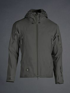 Stealth Hoodie LT, durable, all weather softshell. Highly adaptive and designed to withstand harsh climates