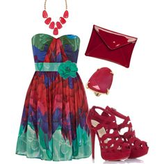 Created by MariaGiaimo on polyvore