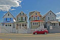Title:  Houses Of Somers Point   Artist:  Gallery Three   Medium:  Photograph - Photography