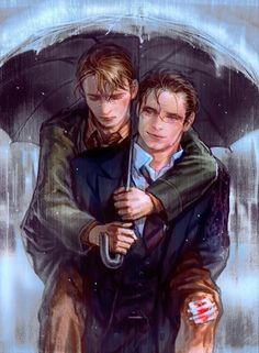 This is an amazing drawing of Bucky's relationship with Steve. He was like his big brother who protected him and probably did give him a piggy-back ride at times BECAUSE he loves his little vunrable innocent little brother and I just admire that relationship and how pure and innocent it is.