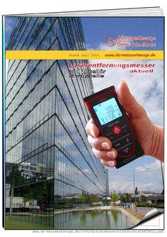 Aktualisierte (Stand Juli 2014) Broschüre betreffend Laserdistanzmessgeräte ´Leica DISTO´ und andere. Hier finden Sie auch wichtige Hinweise über Messmöglichketen bzw. Anwendungen, sowie Zubehör.