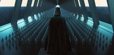 Имперский пост Star Wars, арт, длиннопост
