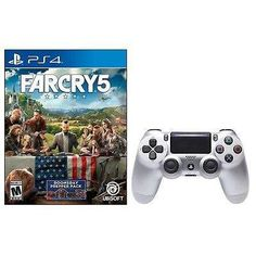 [$79.99 save 21%] Sony DualShock 4 Wireless Controller for PlayStation 4 Silver  Far Cry 5 (or) Microsoft Xbox ... https://www.lavahotdeals.com/us/cheap/sony-dualshock-4-wireless-controller-playstation-4-silver/320718?utm_source=pinterest&utm_medium=rss&utm_campaign=at_lavahotdealsus&utm_term=hottest_12