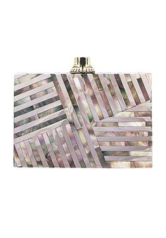 Contemporary Designer Clutches and Luxury Clutch Bags by Kelly Wearstler