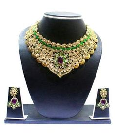 Necklace with Earrings | I found an amazing deal at fashionandyou.com and I bet you'll love it too. Check it out!