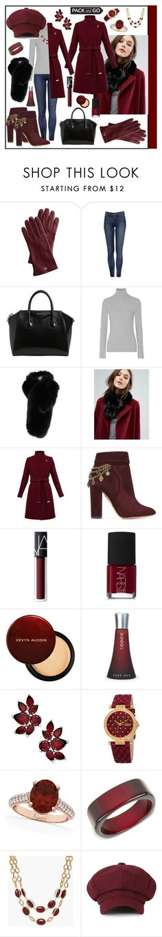"""""""Let' move"""" by majalina123 on Polyvore featuring Mode, Mark & Graham, Givenchy, James Perse, Lilly e Violetta, 7X, Ted Baker, Aquazzura, NARS Cosmetics und HUGO"""