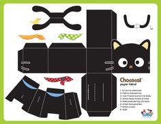 halloween paper toys - Sök på Google