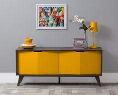 Buffet amarelo 4 portas  http://www.oppa.com.br/buffet-vertice-4-portas-amarelo