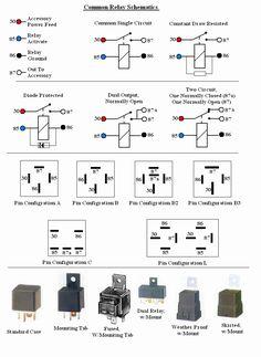 narva 12 volt relay wiring diagram minn kota terrova 24 5 pin 2 pretty 12v jeepforum com car audio installation jeep cherokee xj jk go kart